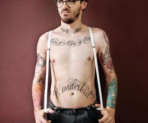man, tattoo, and pc siqueira image