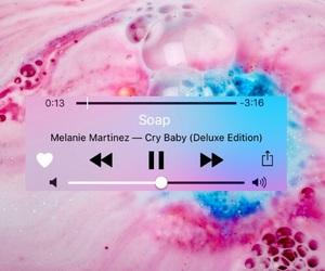 soap, melanie martinez, and cry baby image
