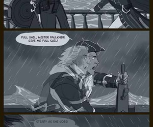 Assassins Creed, family, and ship image
