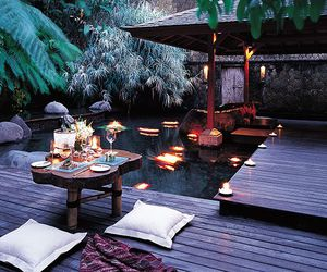 travel, bali, and places image