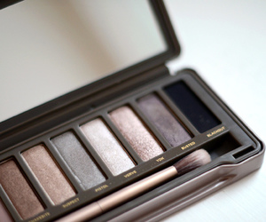 beautiful, palette, and eyeshadow image
