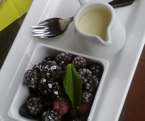 food, ice_berry, and white_chocolate image