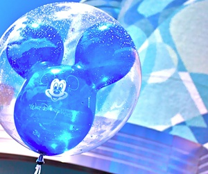 balloon, blue, and weheartit image