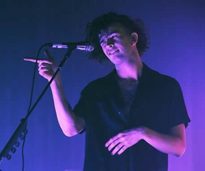the 1975, aesthetic, and matty healy image