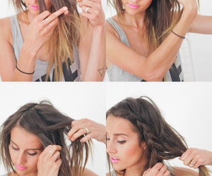 beauty, diy, and girls image