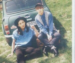 Seventeen, jeonghan, and woozi image