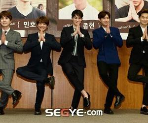kpop, super junior kyuhyun, and shinee minho image