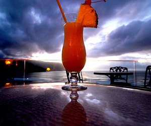 drink, hawaii, and juice image