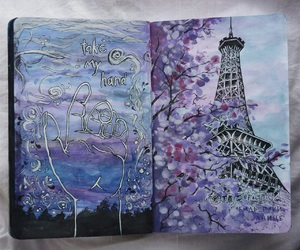 art, wreck this journal, and WTJ image