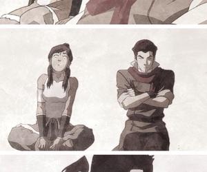 avatar, mako, and the legend of korra image