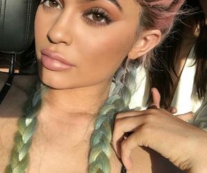 coachella, make up, and hair image