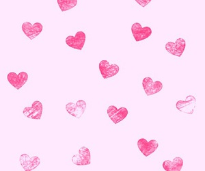 baby, background, and heart image