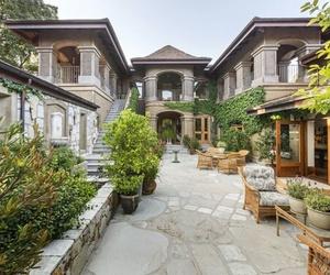 cool, garden, and villa image