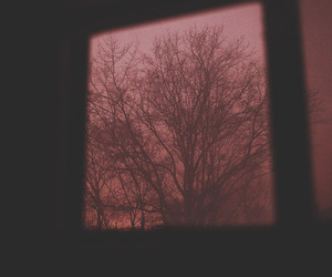 snow, winter, and grunge image
