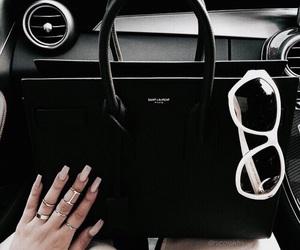 bag, fashion, and nails image