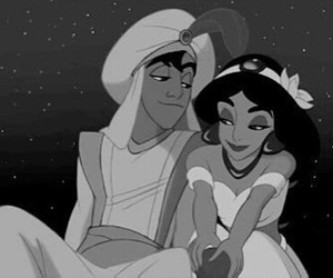 disney, love, and jasmine image