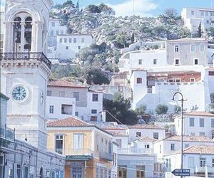 architecture, europe, and Greece image