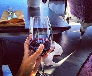 luxury, drink, and wine image