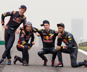 f1 and red bull image