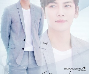 handsome, korean, and oppa image