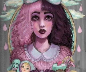 melanie martinez, art, and dollhouse image
