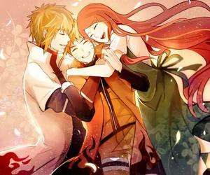 naruto, anime, and kushina image