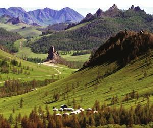 mongolia and photography image