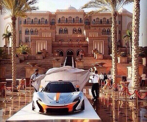 luxury, arabic, and car image
