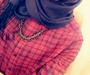 braces, necklace, and outfit image