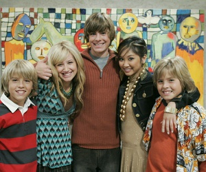 ashley tisdale, zac efron, and brenda song image