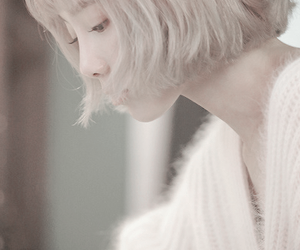 hair, snsd, and taeyeon image