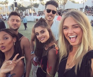 coachella, taylor hill, and jasmine tookes image