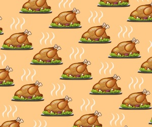 background, Chicken, and food image