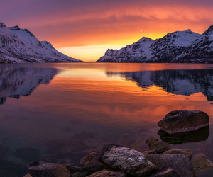 gorgeous, nature, and norway image