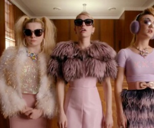 scream queens, pink, and chanel image