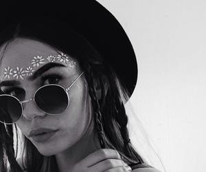 girl, tumblr, and love image
