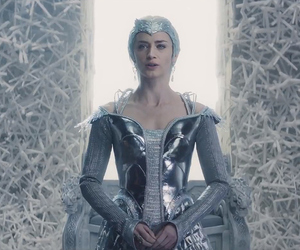 snow white, mirror mirror, and winters war image