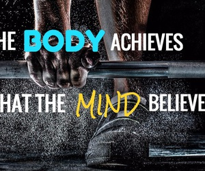 workout, fitness, and quotes image
