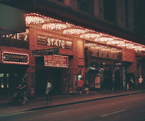 theatre, hipster, and light image
