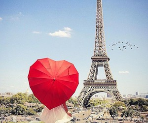 love, paris, and parís image