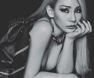 chaerin, 2ne1, and CL image