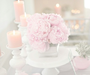 flowers, kawaii, and pink image