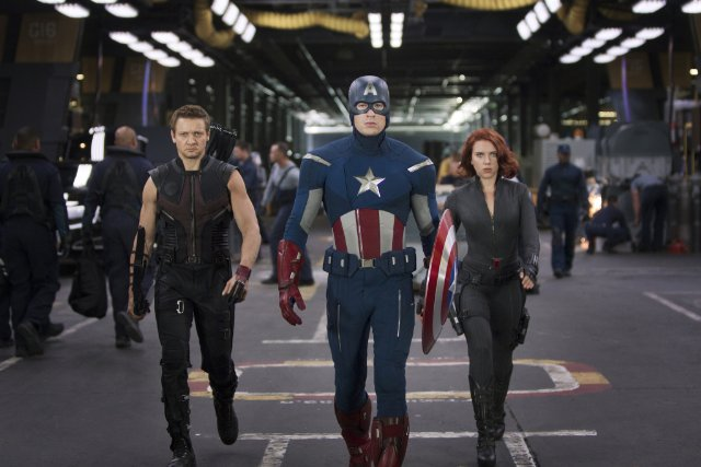 Pictures Photos From The Avengers Imdb On We Heart It