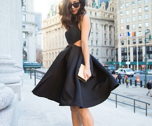 black, girls, and style image