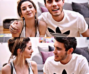 youtube, zoella, and pointlessblog image