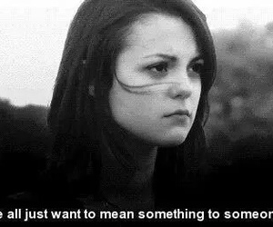 skins, quote, and sad image