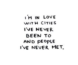 black and white, cities, and people image