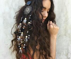 vanessa hudgens, coachella, and hair image