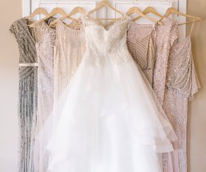 style, wedding dress, and wedding image