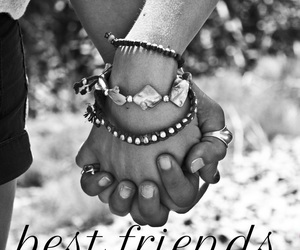 best friends, hipster, and cool image